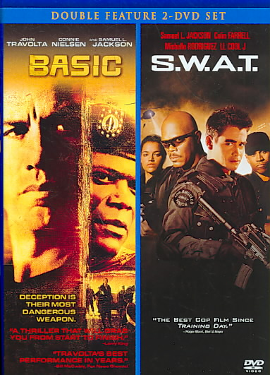 BASICS/SWAT BY JACKSON,SAMUEL L. (DVD)