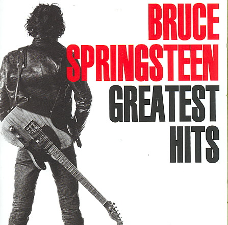 GREATEST HITS BY SPRINGSTEEN,BRUCE (CD)