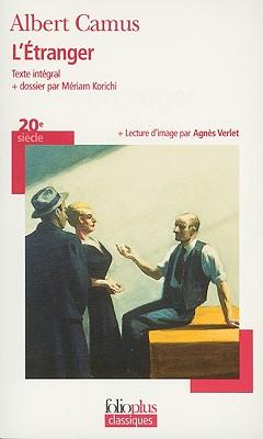 L Etranger By Camus, Albert